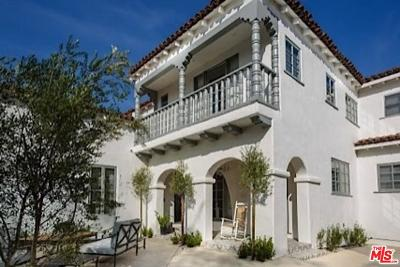 Beverly Hills Rental For Rent: 336 El Camino Drive