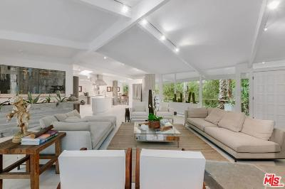 Beverly Hills Single Family Home For Sale: 3027 Franklin Canyon Drive