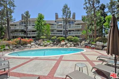 Marina Del Rey Condo/Townhouse Sold: 4338 Redwood Avenue #B115