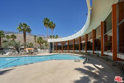 Palm Springs Condo/Townhouse For Sale: 1111 East Palm Canyon Drive #111