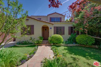 Studio City Single Family Home Sold: 12124 Hillslope Street