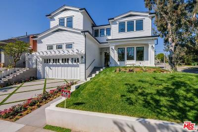 Los Angeles Single Family Home For Sale: 2303 Bagley Avenue