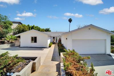 Glendale Single Family Home For Sale: 1541 Remah Vista Drive