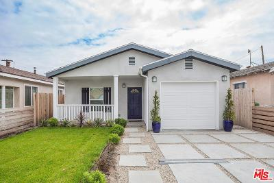 Los Angeles Single Family Home Active Under Contract: 11422 Towne Avenue