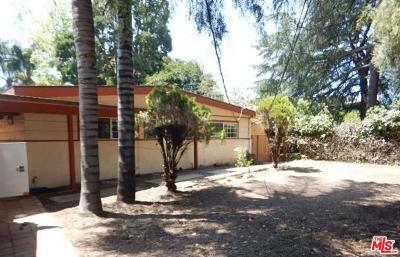 Sherman Oaks Single Family Home Sold: 15468 Morrison Street