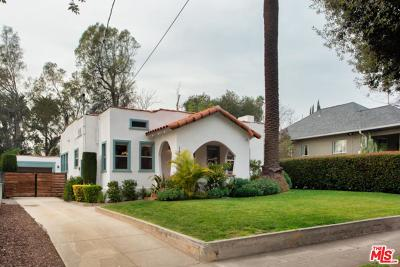 Pasadena Single Family Home For Sale: 1477 North Catalina Avenue