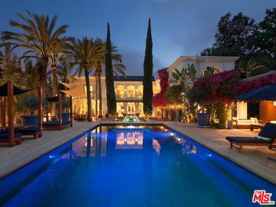 Beverly Hills Rental For Rent: 810 North Rexford Drive