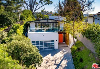 Studio City Single Family Home Sold: 11718 Laurelwood Drive