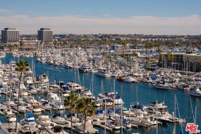 Marina Del Rey Condo/Townhouse Active Under Contract: 4267 Marina City Drive #812