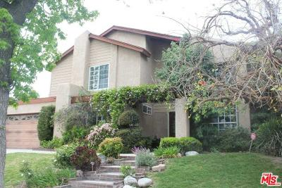 Granada Hills Single Family Home For Sale: 10401 Jellico Avenue