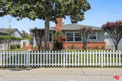 Single Family Home For Sale: 6971 West 85th Street