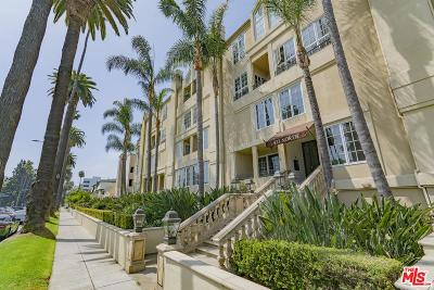Beverly Hills Condo/Townhouse Active Under Contract: 433 North Doheny Drive #207