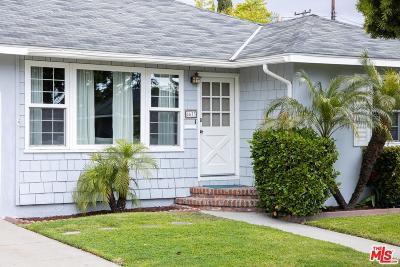 Long Beach Single Family Home For Sale: 5633 East Carita Street