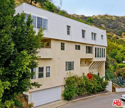 Beverly Hills Single Family Home For Sale: 9665 Heather Road
