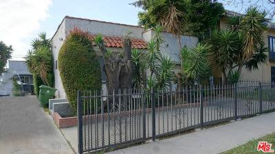Mid Los Angeles (C16) Single Family Home For Sale: 2117 South Spaulding Avenue