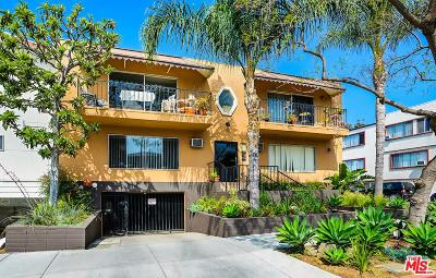 West Hollywood Condo/Townhouse For Sale: 951 North Gardner Street #1