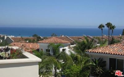 Malibu Condo/Townhouse For Sale: 23951 De Ville Way
