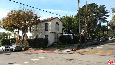 Los Angeles County Residential Income Active Under Contract: 9000 Phyllis Avenue