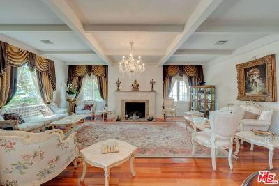 Beverly Hills Single Family Home For Sale: 138 North Doheny Drive