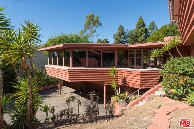 Los Angeles Single Family Home Active Under Contract: 11492 Thurston Circle