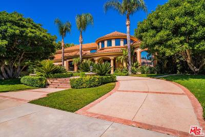 Calabasas CA Single Family Home For Sale: $2,999,000