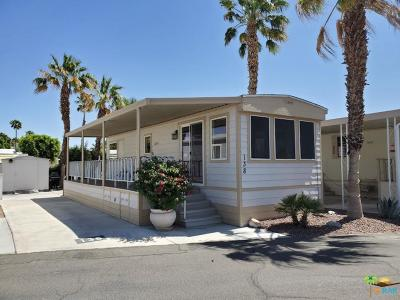 Mobile Home For Sale: 69801 Ramon Road #138
