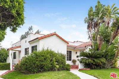 Inglewood Single Family Home Sold: 2329 West 79th Street