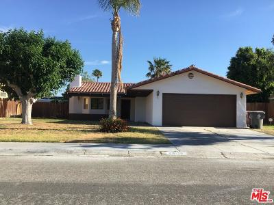 Cathedral City Single Family Home For Sale: 68130 Molinos Court