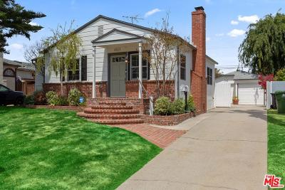 Single Family Home Active Under Contract: 6521 West 81st Street