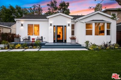 Sherman Oaks Single Family Home Active Under Contract: 5310 Noble Avenue