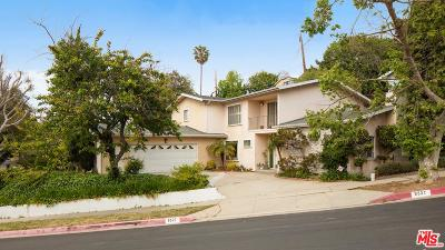 Los Angeles Single Family Home For Sale: 9527 Beverlywood Street
