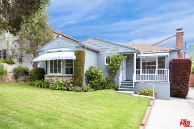 Santa Monica Single Family Home For Sale: 1222 Oak Street