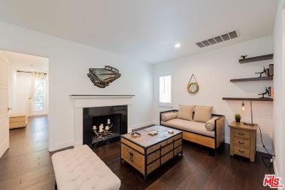 Sherman Oaks Single Family Home For Sale: 14727 McCormick Street