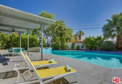 Palm Springs Single Family Home For Sale: 2324 North Girasol Avenue