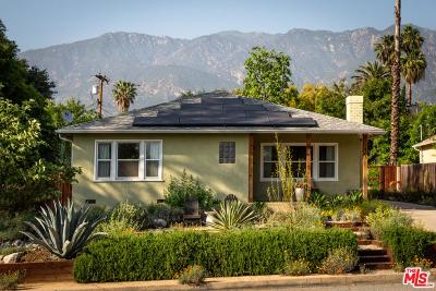 Altadena Single Family Home For Sale: 805 New York Drive