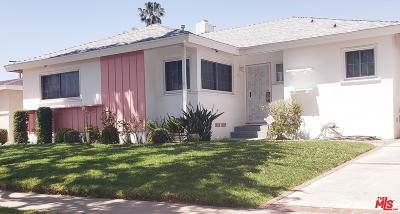 Inglewood Single Family Home For Sale: 2609 Hudspeth Street