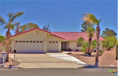 Desert Hot Springs Single Family Home For Sale: 9721 Siwanoy Drive