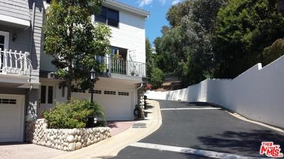 Los Angeles County Condo/Townhouse Active Under Contract: 3601 Vista Pacifica #11