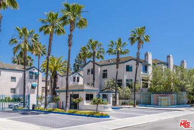 Culver City Condo/Townhouse Active Under Contract: 8507 Hannum Avenue