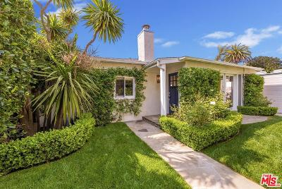 Single Family Home Active Under Contract: 713 Palms