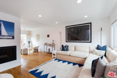 Santa Monica Condo/Townhouse For Sale: 722 Copeland Court #4
