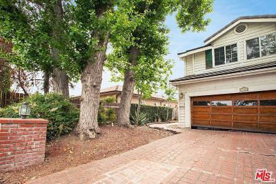 Sherman Oaks Single Family Home For Sale: 5252 Lennox Avenue