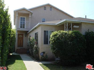 Los Angeles County Residential Income For Sale: 10992 Exposition