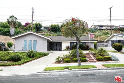 Los Angeles Single Family Home For Sale: 5639 South La Cienega