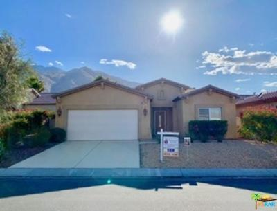 Palm Springs Single Family Home Active Under Contract: 3971 Vista Dunes
