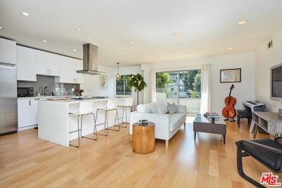 West Hollywood Condo/Townhouse Active Under Contract: 1250 North Kings Road #401