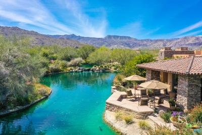 Indian Wells Single Family Home Active Under Contract: 74119 Desert Tenaja Trails