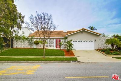 Single Family Home Active Under Contract: 4494 Mount Vernon Drive