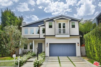 Single Family Home For Sale: 2539 Patricia Avenue