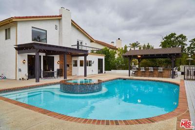 Woodland Hills Single Family Home Sold: 4430 Dulcinea Court